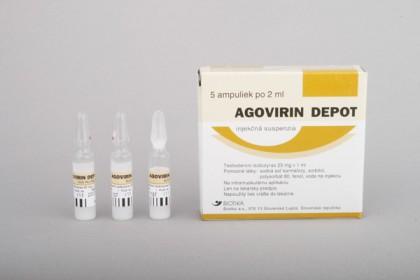 Agovirin Depot (5 amp)