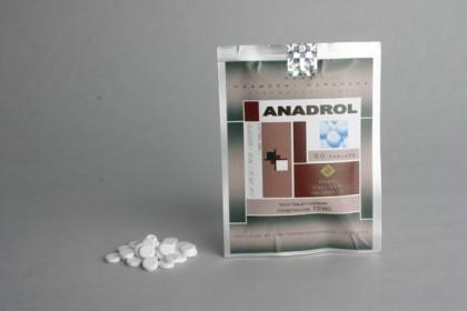 Anadrol Hubei (50 tab)