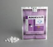 Anavar Hubei (50 tab)