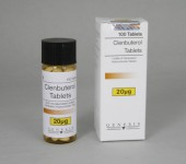 Clenbuterol Genesis (100 tab)