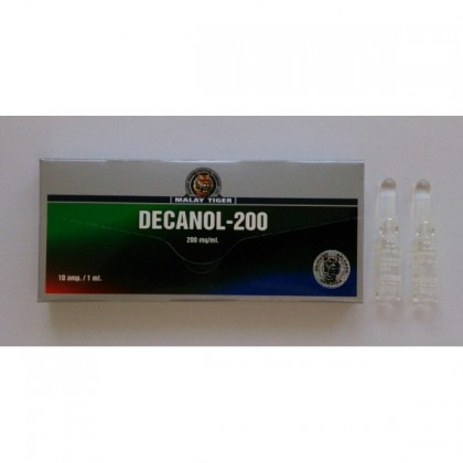 Decanol 200 Malay Tiger