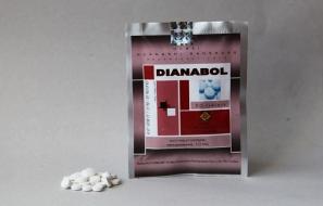 Dianabol Hubei (50 tab)