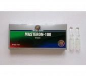 Drostanolone 100 Malay Tiger (1 amp)
