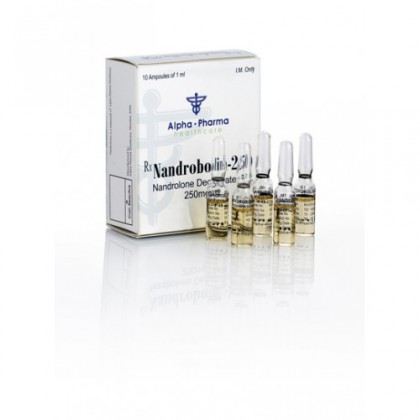 Nandrobolin 250mg Alpha Pharma