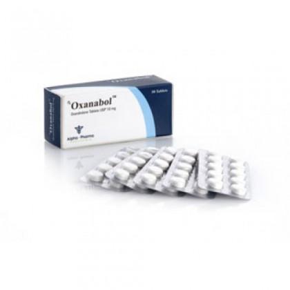 Oxanabol Alpha Pharma (50 tab)
