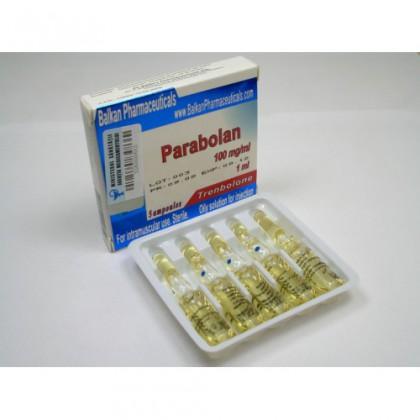 Parabolan Balkan Pharmaceuticals (1 amp)