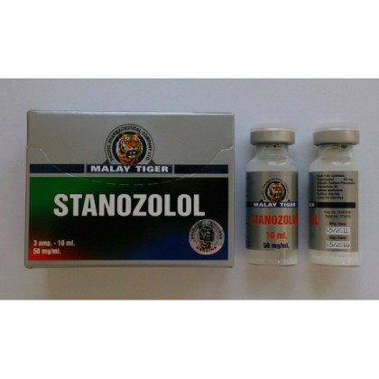 Stanozolol Malay Tiger (1 amp)