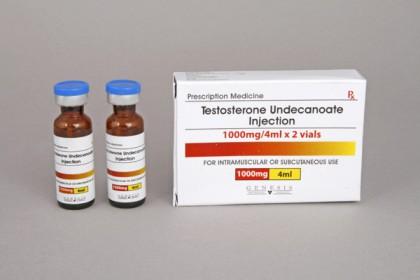 Testosteron undecanoate Genesis (2 amp)